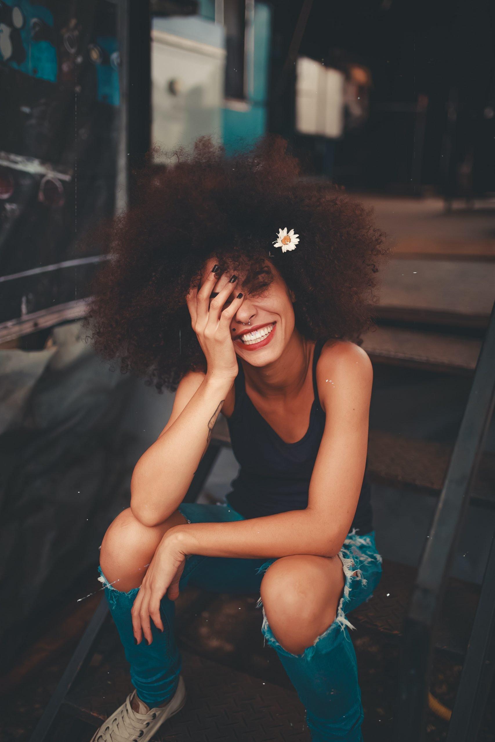 Wholeness Happy Female