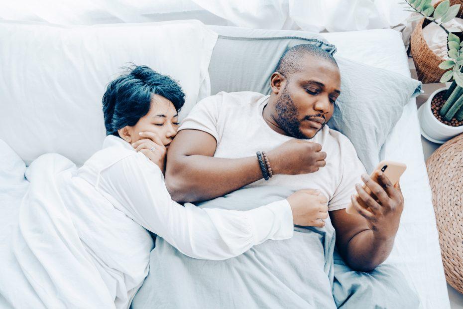 "Social Media ""Likes"" In Relationships"